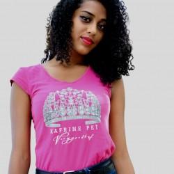 T-Shirt Kafrine Pei Rose