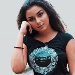 T-Shirt Verygoodkaf femme since 2020